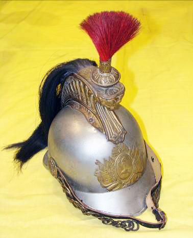 Argentina Helmet Crest